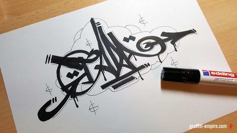 Graffiti tags & handstyles: design theory & examples | Graffiti Empire