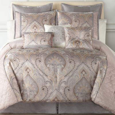 Jcpenney Home Lausanne 7 Pc Comforter Set With Images