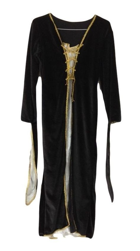 Girls Renaissance Princess Halloween Costume Small 4-6 Dress Up Medieval