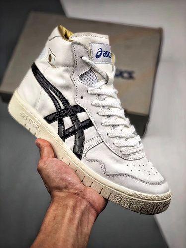 c4d6de404c1 2018 Official Asics Slam Dunk Tiger Grey Black Noir TBF707-0150 Youth Big  Boys Shoes   Asics Slam Dunk   Boys shoes, Slam dunk 및 Shoes