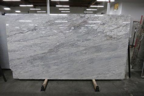 Glacier White Polished Block #011900
