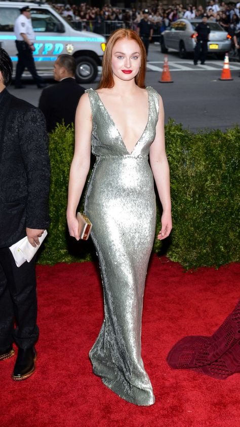 How Game of Thrones Sophie Turner became the most stylish