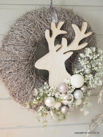 chrisue haus und hofdekorationen turkranz weihnachten dekoration turkranze kleine wanddekoration outdoor
