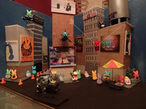 The 23 Most Creative Entries From This Year's Peep Diorama Contest