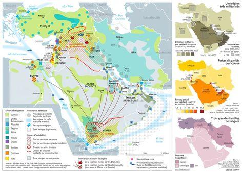 Proche-Orient : pétrole et religion n'expliquent pas tout, par Cécile Marin (Le Monde diplomatique, mai 2015)