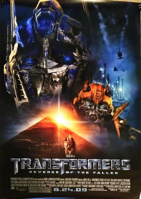 Set of 3 Transformers Movie Poster on Mercari
