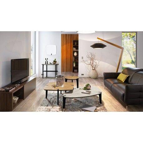 Meubles De Complements Gautier Addict Dessus De Finition En Melamine Sur Panneaux De Particules Minimalist Living Room Small Living Rooms Minimalist Living