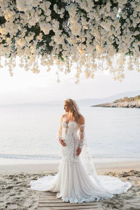 Electravilas Beach Wedding 33