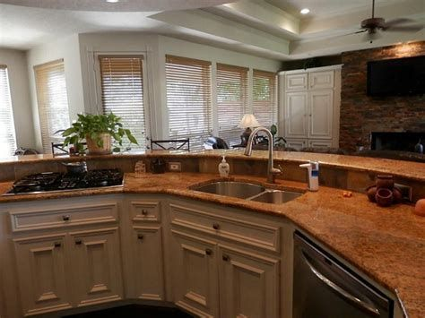 small kitchen island ideas with sink