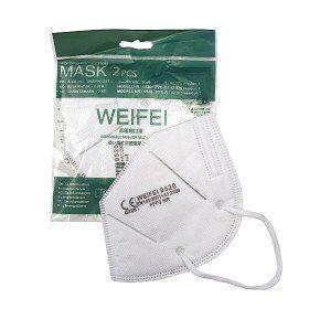 Andningsskydd FFP2 mask 2 pack i 2020 | Andningsskydd