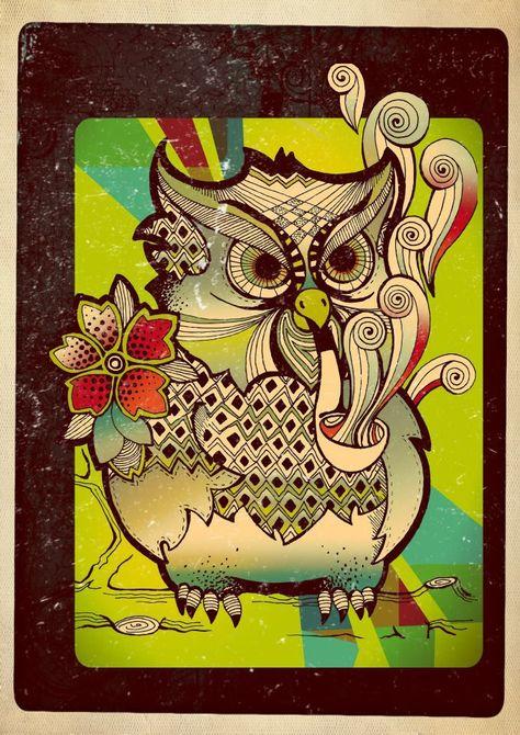 190 Art Owls Ideas Art Owl Art Owl