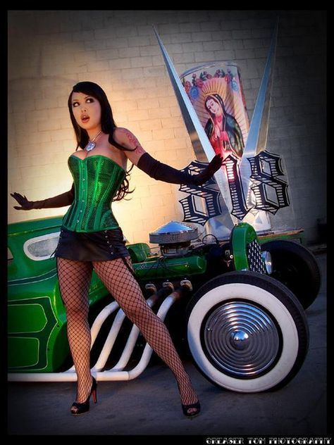 Image Result For Ian Roussel S Wife Heather Storm Custom Cars Wife