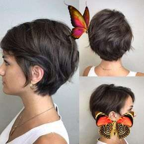 Medium Length Thin Hairstyles Round Face Thin Hairstyles Short Thin Hairstyles Over 5 Short Hairstyles For Women Mens Hairstyles Thin Hair Short Hair Styles