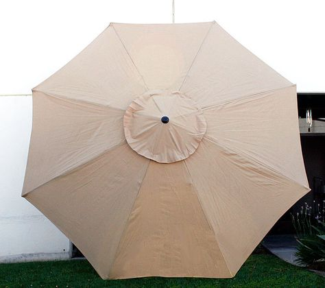 New 13 Ft Market Patio Garden Umbrella Replacement Canopy Canvas