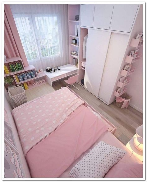 35 wonderful small apartment bedroom design ideas and decor 11 #decoratingsmallapartments 35 Wonderful Small Apartment Bedroom Design Ideas and Decor #smallapartmentbedroom #apartmentbedroomdesign #apartmentbedroom ⋆ frequence3.org