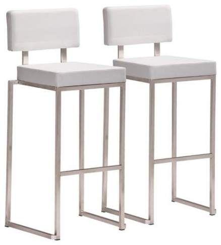 64 Ideas Kitchen Bar Chairs Modern Islands For 2019 Contemporary Bar Stools White Bar Stools Modern Bar Stools