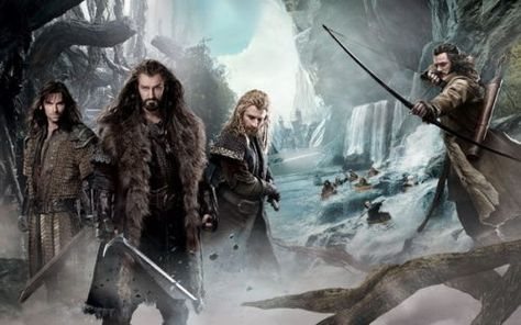 012 Hobbit 2 The Desolation of Smaug - Ring Classic Hot Movie 22