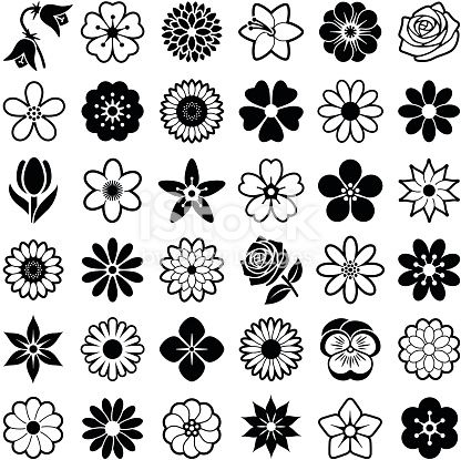 Download this Flowers vector illustration now. And search more of iStock's library of royalty-free vector art that features Abstract graphics available for quick and easy download.