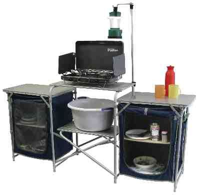 Camp Kitchen With Double Pantry Pantry Kitchen Appliances