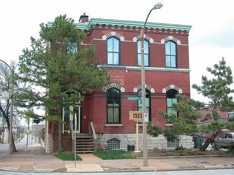 North St Louis Missouri Architecture In 2019 House