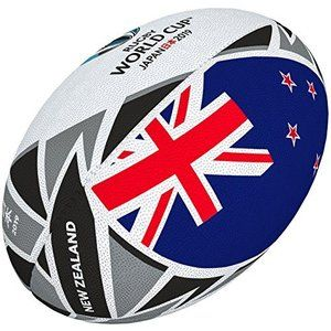 Gilbert Rugby World Cup Japan 2019/England Flagge Ball