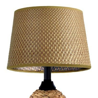 Threshold Woven Lamp Shade Living Room Shade Only Rusticlampshadefrenchcountry Antique Lamp Shades Wall Lamp Shades Small Lamp Shades