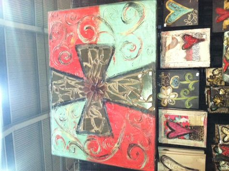 Fun décor: I can't wait to see products like this at An Affair of the Heart of Tulsa in July.