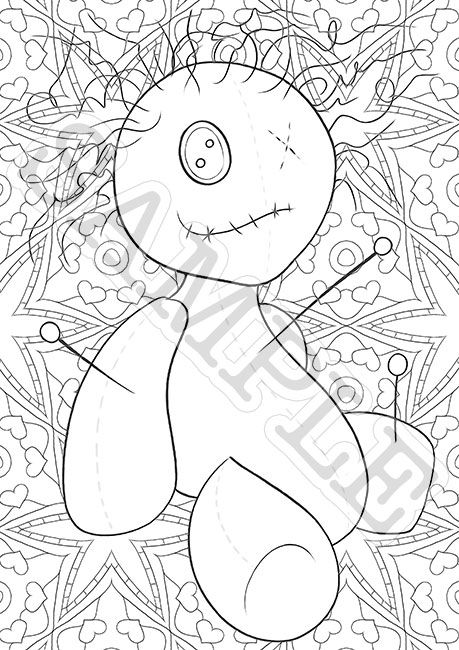 Coloring With Procreate Art Of Rene Kunert Flood Fill Coloring Pages Color