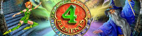 4 Elements #Hra #Hry