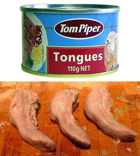 Canned Tongues ile ilgili görsel sonucu