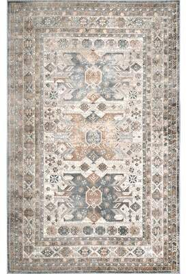 Bungalow Rose Journey Beige Area Rug Wayfair Area Beige