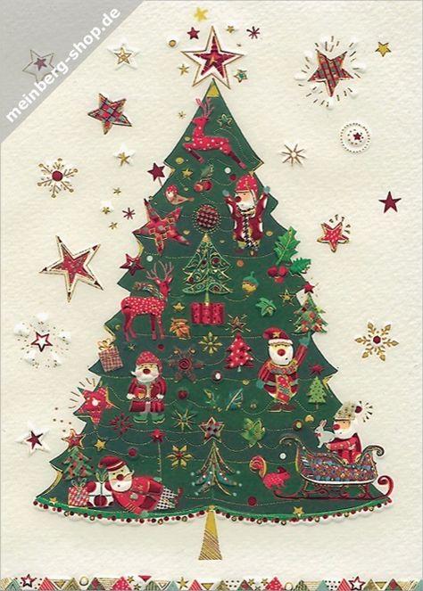 Weihnachtskarten Deutschland.Pinterest Deutschland