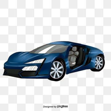 سيارة رياضية حمراء ناقلات ق القصاصات سيارة أحمر Png وملف Psd للتحميل مجانا Red Sports Car Sports Car Car Vector