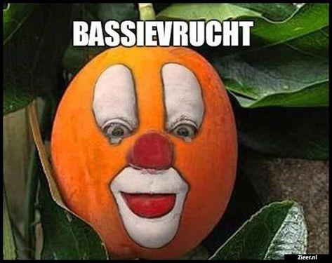 Bassievrucht | #Humor plaatjes