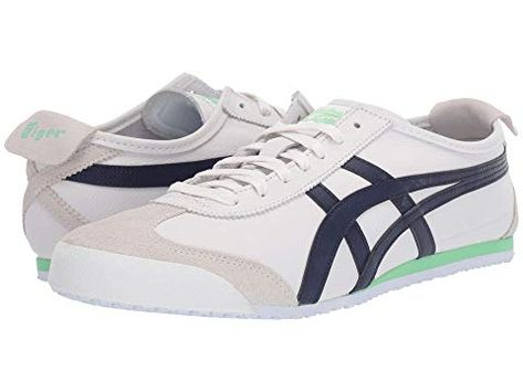 onitsuka tiger mexico 66 white peacoat women'