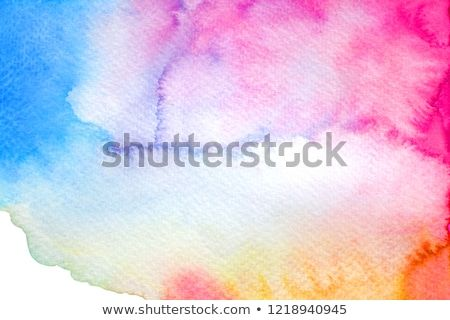 Watercolor Background Stains Colorful Abstract Watercolour