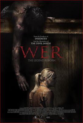El Oscuro Rincon Del Terror Inhumano Wer Best Werewolf Movies Horror Movies Scary Movies