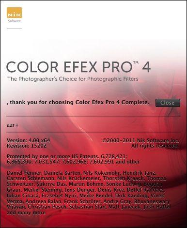 nik color efex pro 4.0 for mac