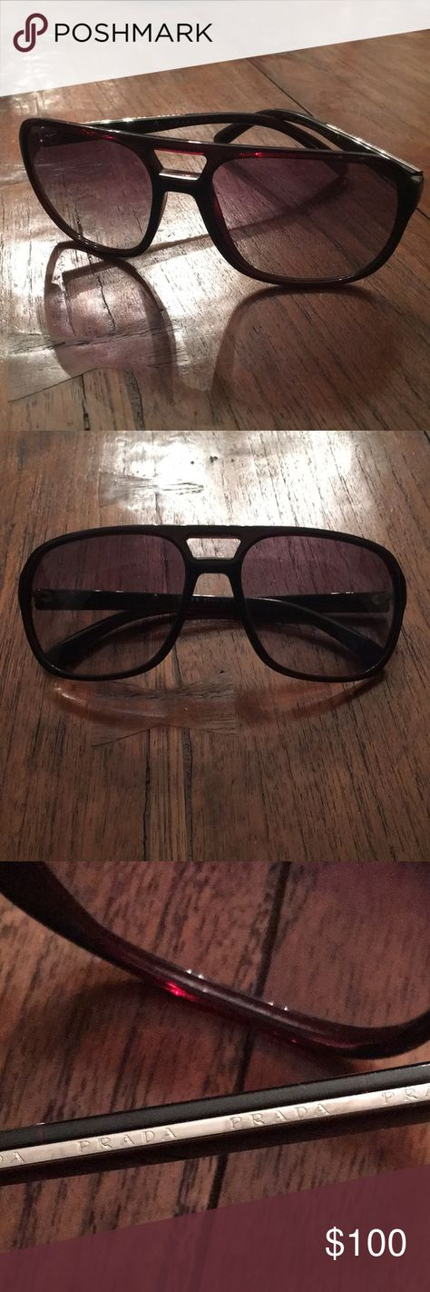 3596812afc74 Authentic PRADA Sunglasses Gorgeous