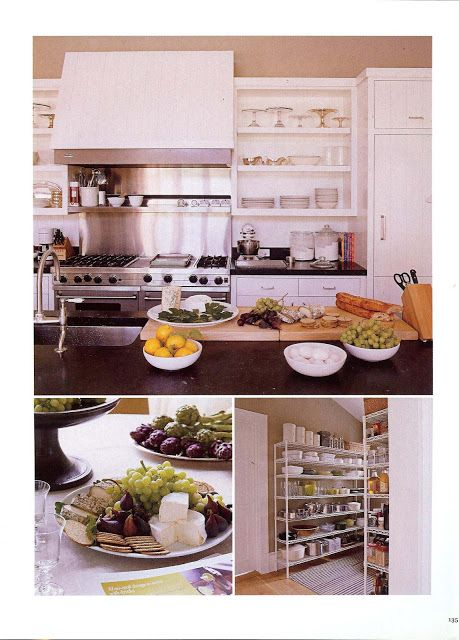 ina garten kitchen design. Ina Garten s Kitchen and Pantry  house in the Hampton For Home Pinterest Kitchens House