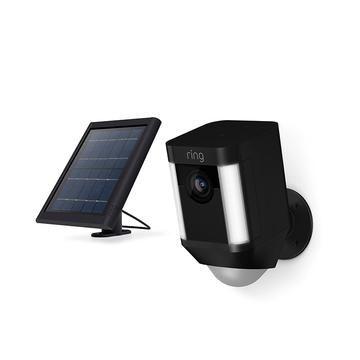 Spotlight Cam Solar Solar Powered Spotlight Home Security Systems Outdoor Security Camera