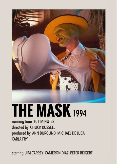 The mask by Millie