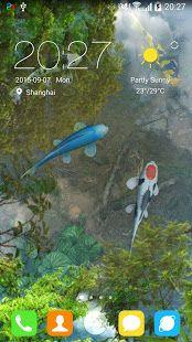 Water Garden Live Wallpaper Ideal Appstore The App Discovery Engine Water Garden Live Wallpapers Wallpaper