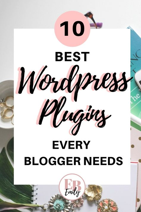 10 best WordPress plugins (that are FREE)