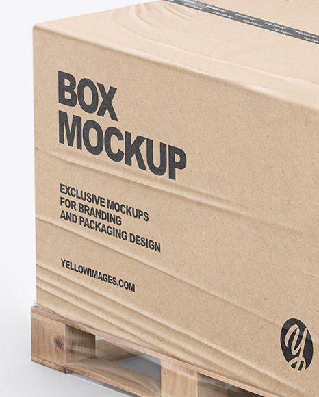 7761+ Box Carton Mockup Branding Mockups File