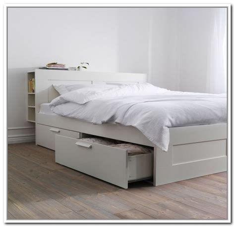 Aufbau Ikea Bett Frame Speicher Mit Bildern Bett 120x200 Weiss Ikea Bett Bett 120x200
