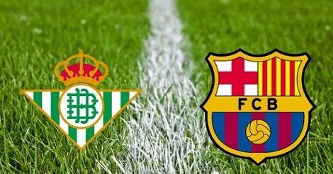 موعد مباراة برشلونة وريال بيتيس اليوم الأحد 21 1 2018 في الجولة