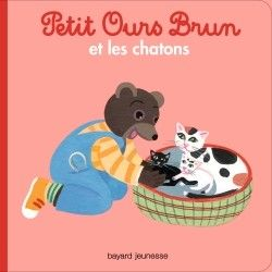 Petit Ours Brun Et Les Chatons In French Kids Bedtime Christmas Books Kobo