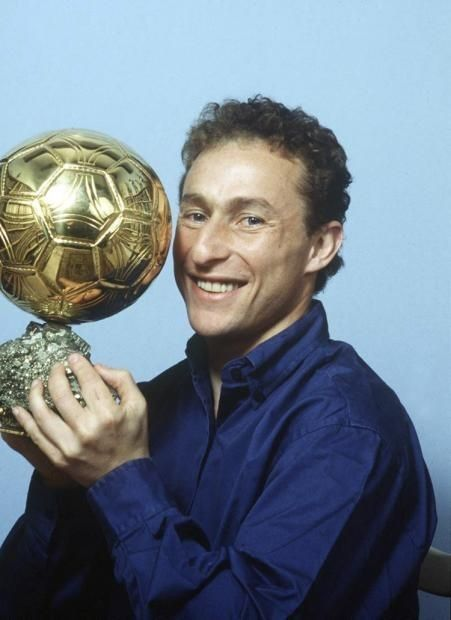 Jean Pierre Papin ballon d'or 1991 | Joueur de football, Olympique de marseille, Jean pierre papin