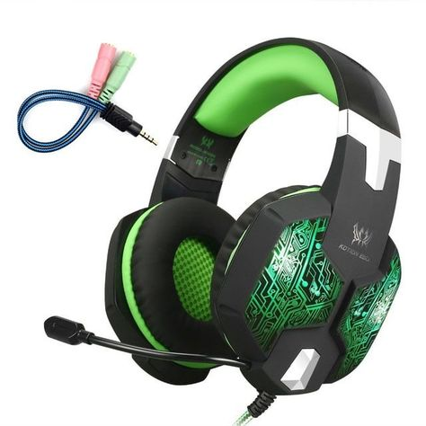 Ninja Dragon G9300 LED Gaming Headset